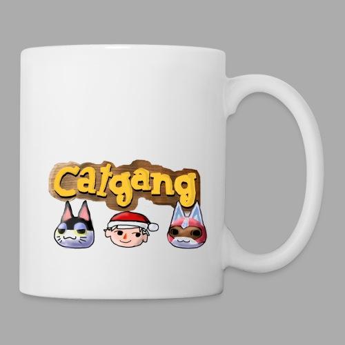 Animal Crossing CatGang - Tasse
