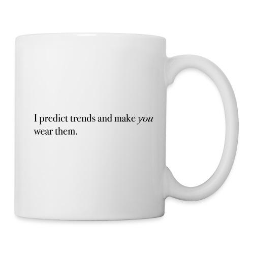 PREDICT TRENDS - Mug