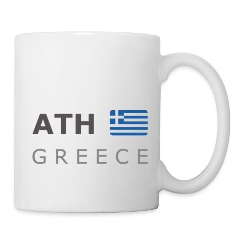 ATH GREECE dark-lettered 400 dpi - Mug