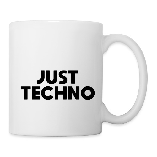 Just Techno - Tasse