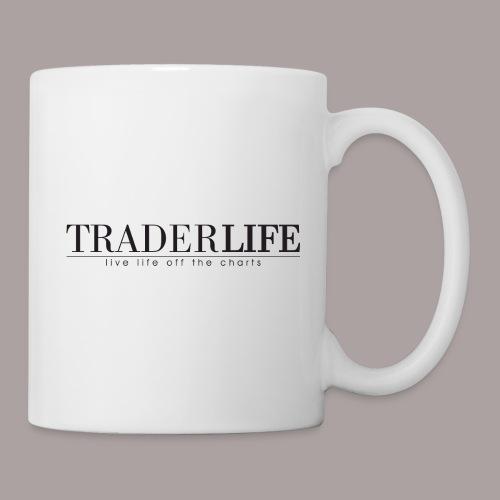 TraderLife Logo Black - Mug