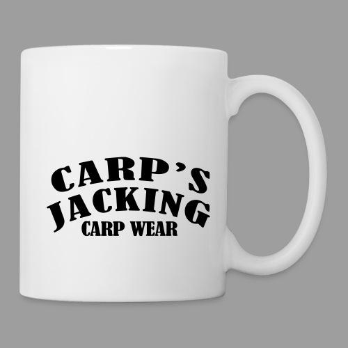 Carp's griffe CARP'S JACKING - Mug blanc