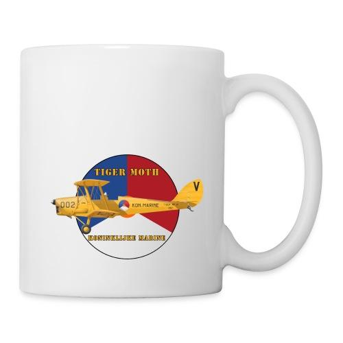 Tiger Moth Kon Marine - Mug