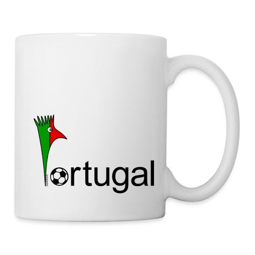 Galoloco Portugal 1 - Mug blanc