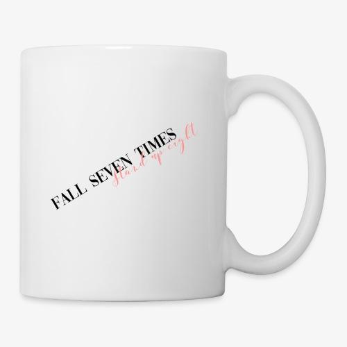 Case Seven Times (Quote) - Mug