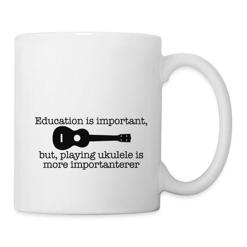 Important Ukulele - Mug