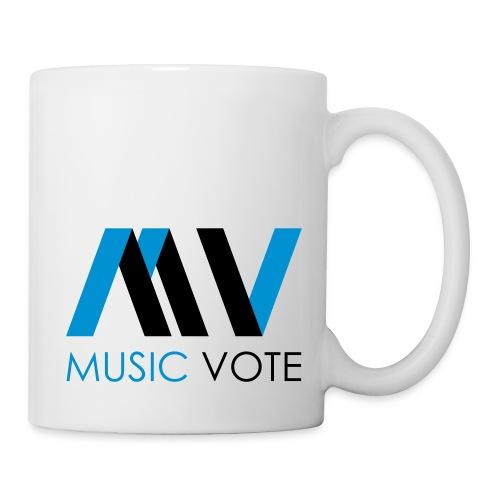 MusicVote - Tasse