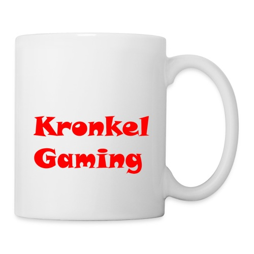 Baseball Cap Kronkelgaming - Mok
