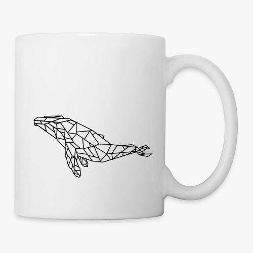 whale - Tazza