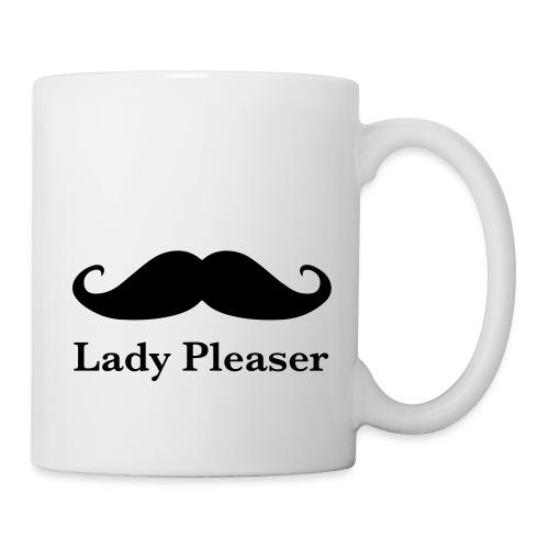 Lady Pleaser T-Shirt in Green - Mug