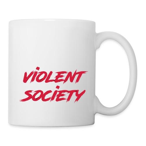 Violent Society - Tasse
