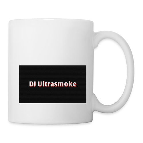 DJ Ultrasmoke Bild - Tasse