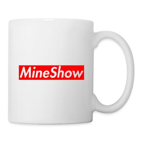 MineShow Box-Logo - Tasse