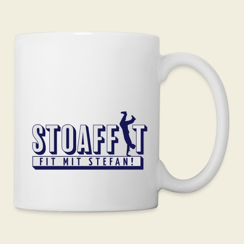 STOAFFIT - Fit mit Stefan - Tasse