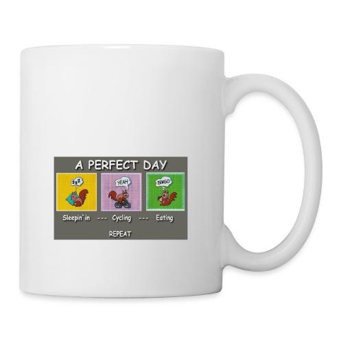 A Perfect Day Halmi - Comic - Tasse