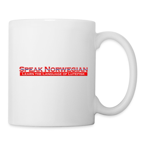 Speak Norwegian - Kopp