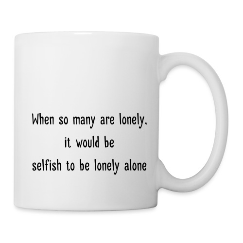 Selfish to be lonely alone - Muki