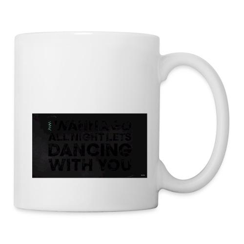 test dancing - Kubek