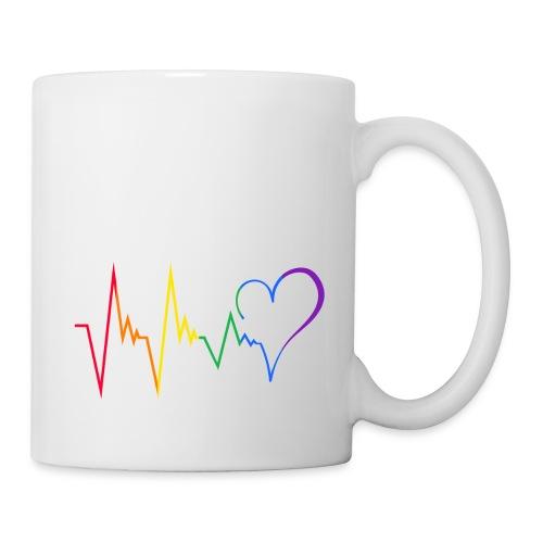 Heartbeat - Tasse