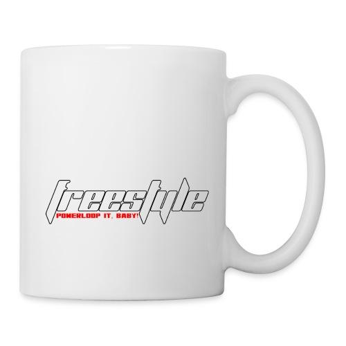 Freestyle - Powerlooping, baby! - Mug