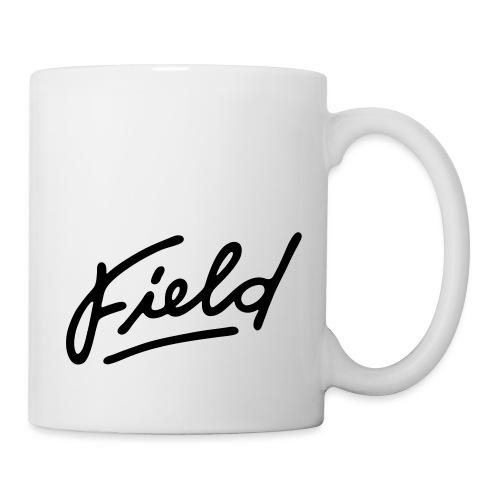 Field Interactive Logo - Tasse