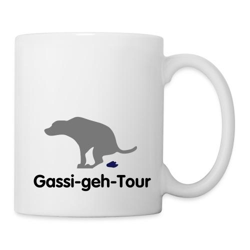 gassigehen - Tasse