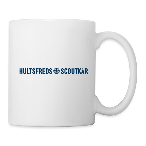 Hultsfreds Scoutkår - Mugg