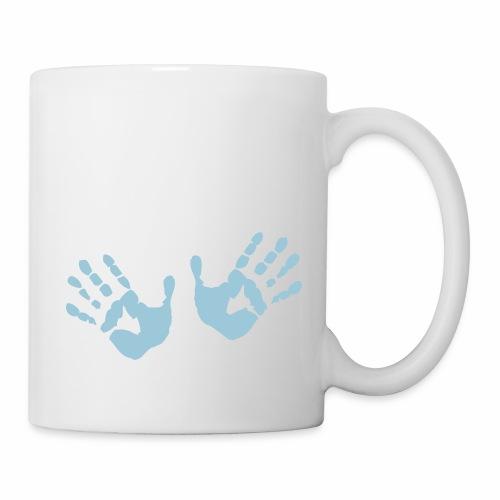 Hands - Hände - Tasse
