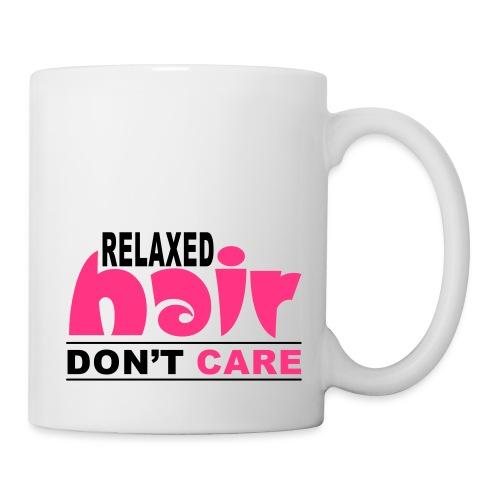 Relaxed Hair Don't Care - Mug