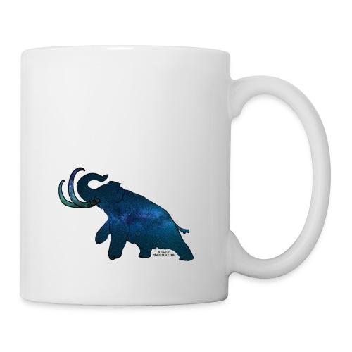 Space Mammoth - Tasse