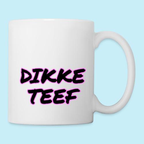 Dikke Teef - Mug blanc