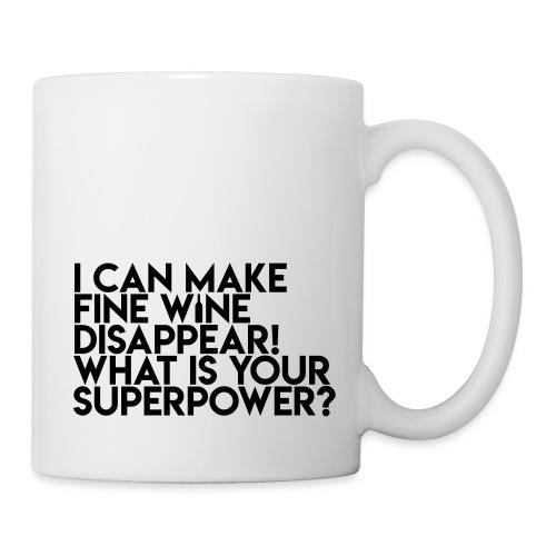 superpower - Kop/krus
