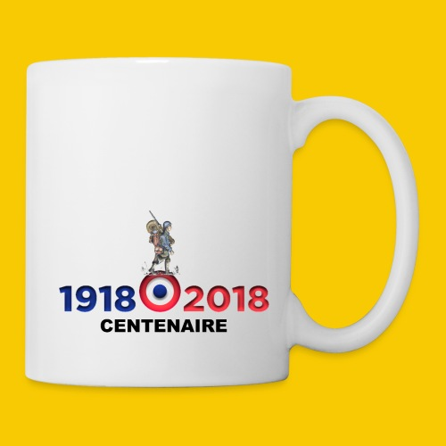 CENTENAIRE - Mug blanc