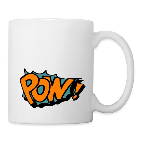 Comic pow! - Mug