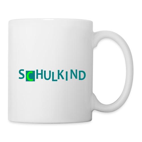 Schulkind - Tasse