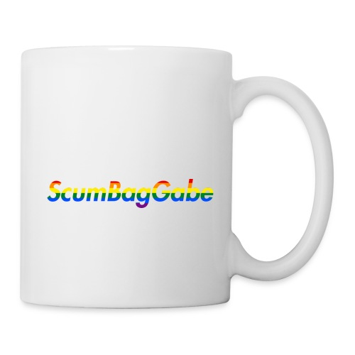 ScumBagGabe Multi Logo XL - Mug