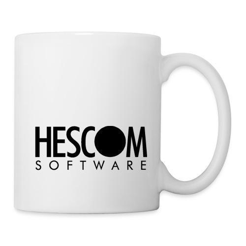 hescomlogo monochrom - Tasse