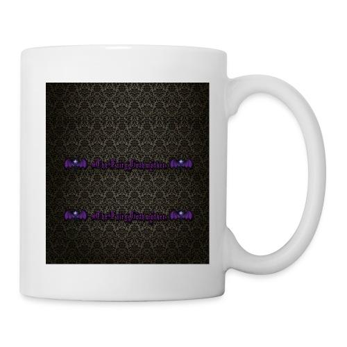 Gothmother grufti button - Mug