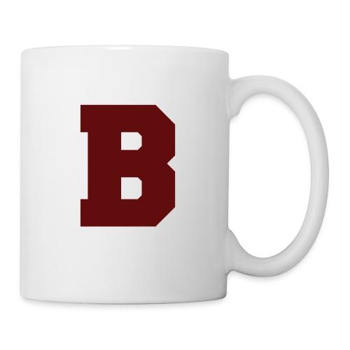 Initial Letter B - Mug