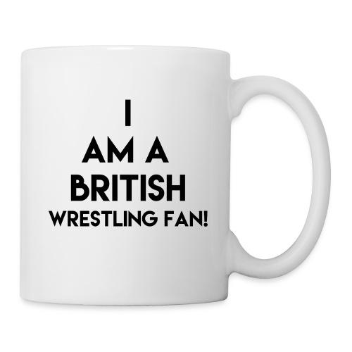 iamabritishwrestlingfan - Mug