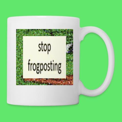 Frogposter - Mug