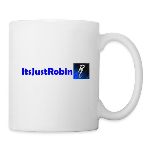 Eerste design. - Mug