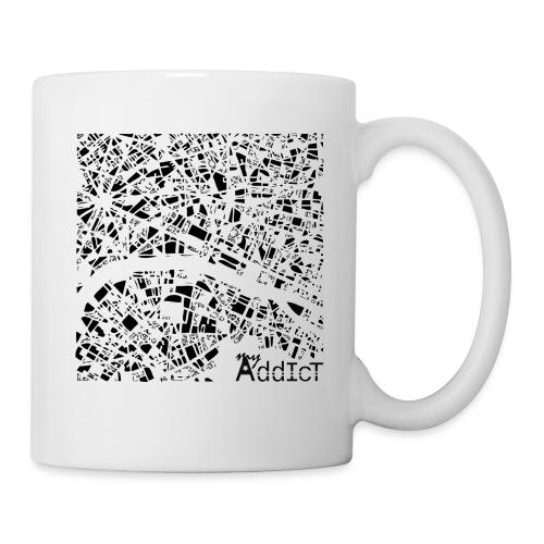 Paris addict - Mug blanc