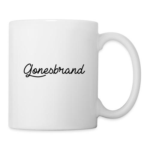 GonesBrand - Mug blanc