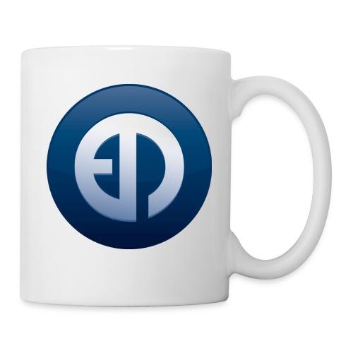 logo epm button pms - Mug