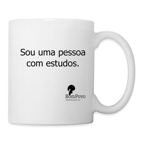 soumapessoacomestudos - Mug