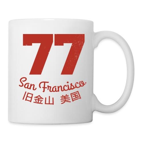 77 san francisco usa - Tasse