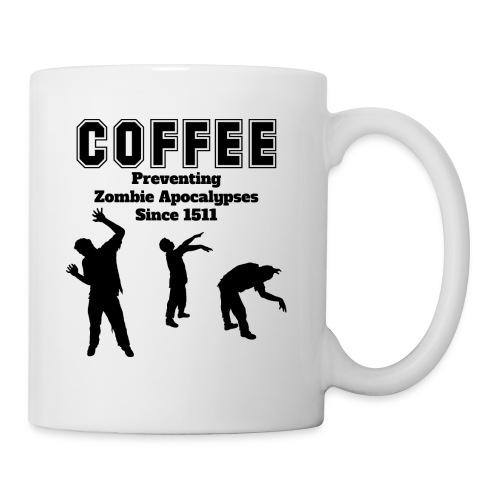coffee apocalypse - Tasse
