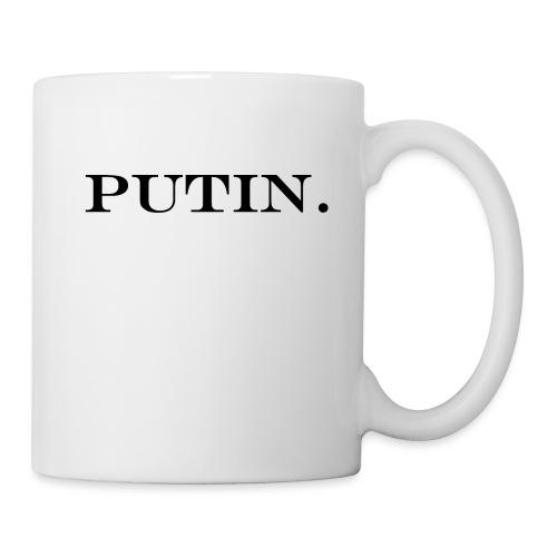 Vladimir PUTIN. - Tasse