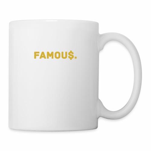 Millionaire. X Famou $. - Mug